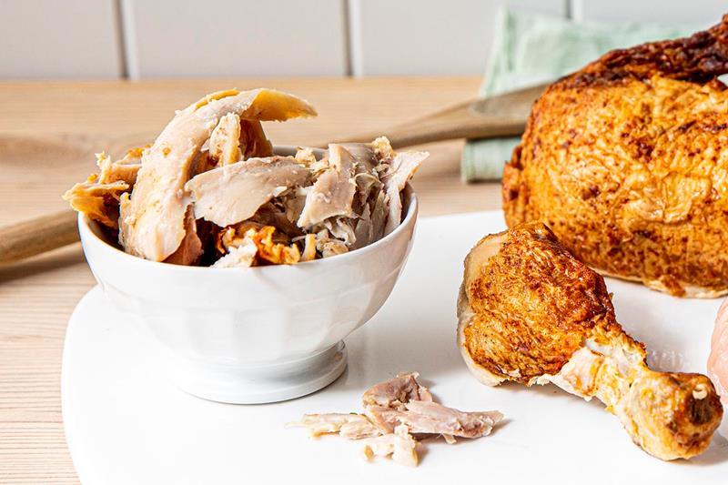 Stekt Kylling I Kjøleskap
