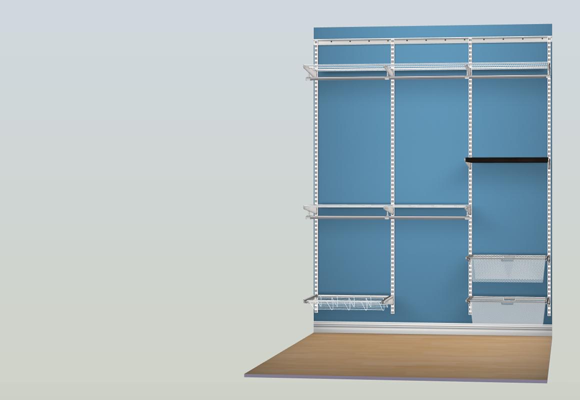Forskjellige Slik planlegger du garderoben - Obs BYGG: Billig byggevarehandel BQ-71