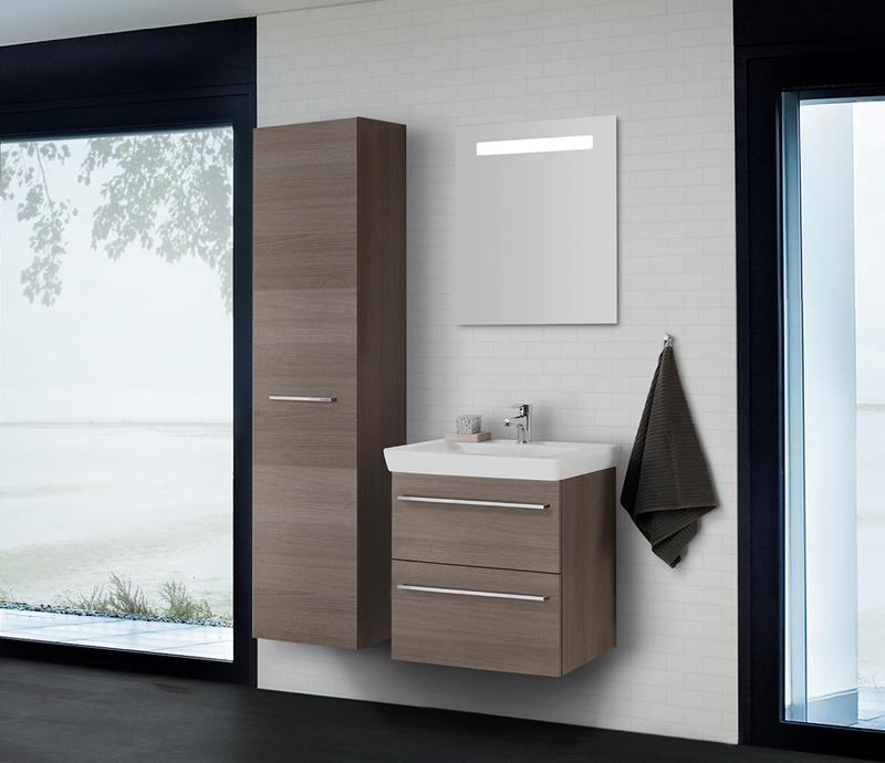 Baderomsinnredningen som gir deg bedre plass på badet Obs BYGG