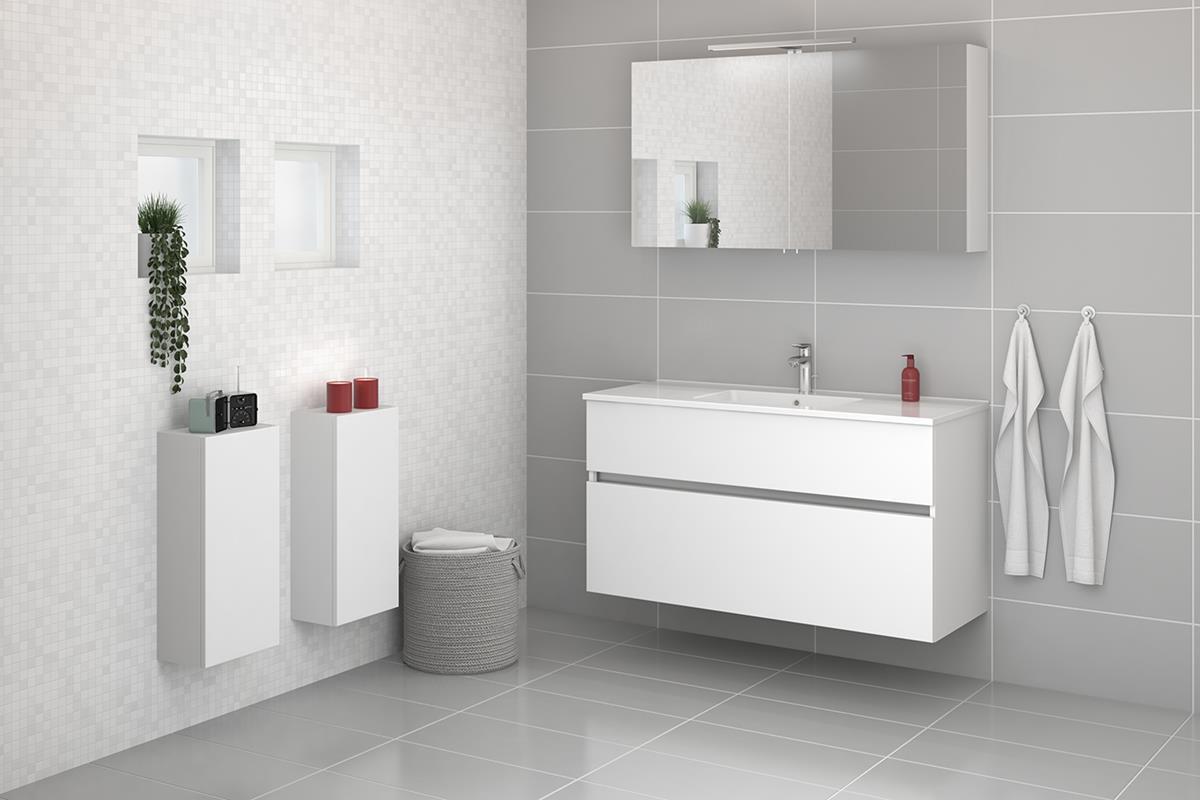 08167e1d Gode tips til valg av baderomsmøbler - Obs BYGG: Billig byggevarehandel