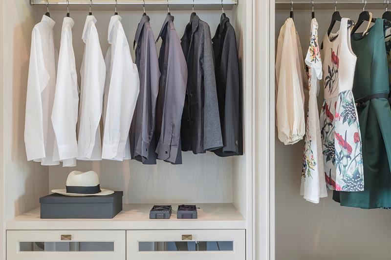 Slik planlegger du garderoben Obs BYGG