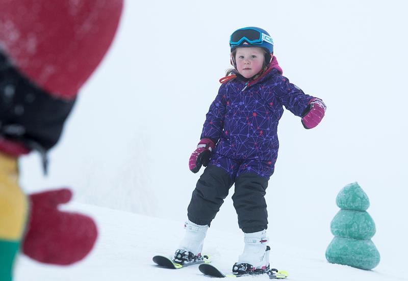 Slik får du og barna en perfekt skitur Obs: Smarthandel