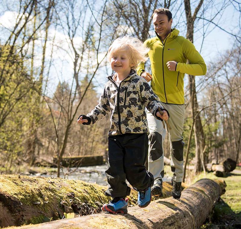 Velg riktige barnesko til aktive unger Obs: Smarthandel
