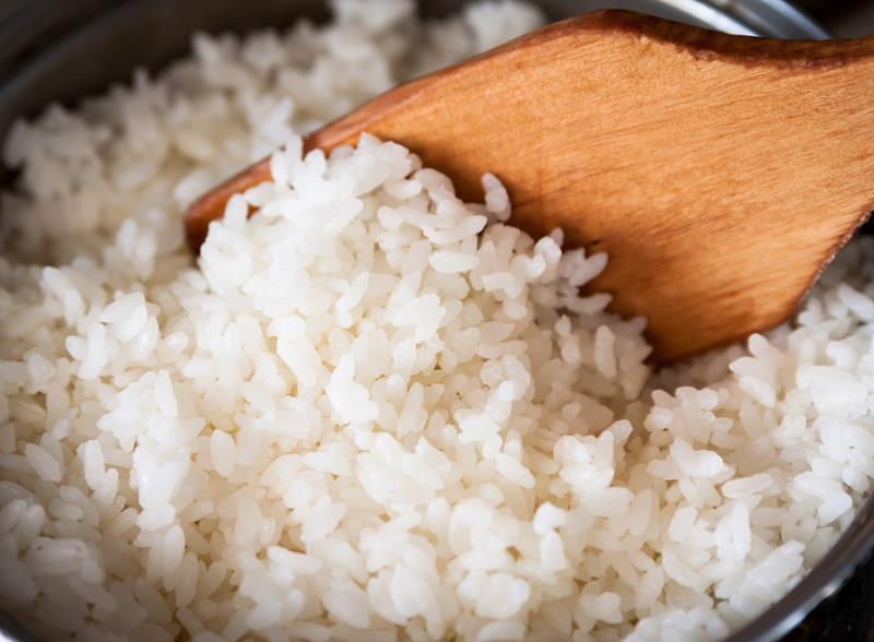 1 dl kokt ris i gram