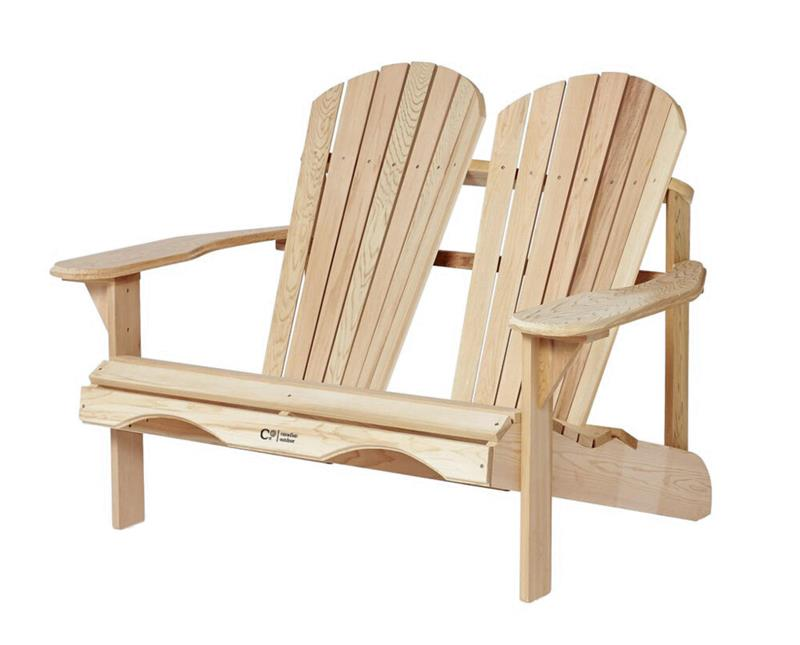 Stol | Classic Adirondack fra Canadian Outdoor