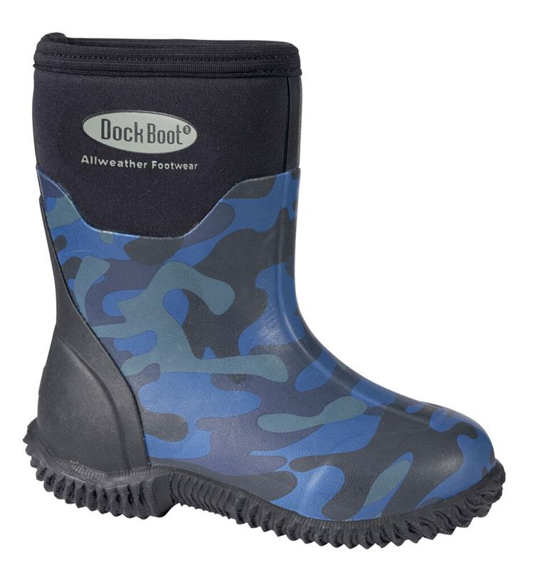 Dock boots obs