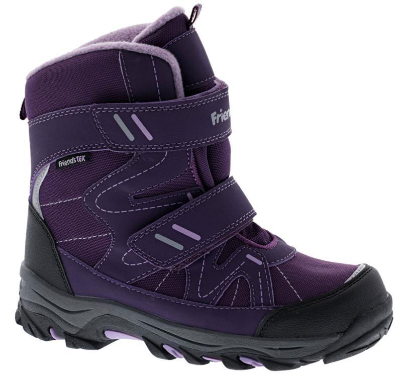 Vintersko til barn: Slik velger du riktige sko   Familieklubben