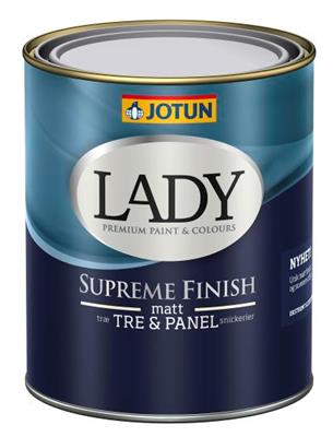 Jotun Lady Supreme Finish matt