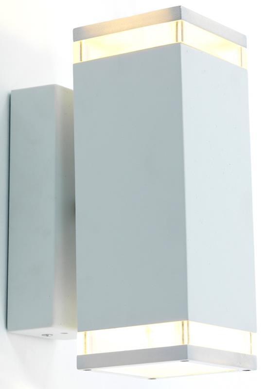 Beito LED utelampe hvit andre merkevarer