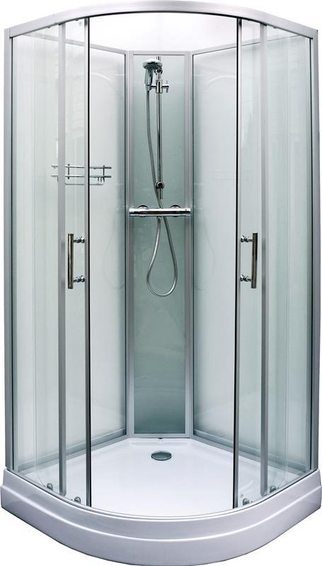 Duxa bad Svane dusjkabinett 90x90 cm 90x90 cm Duxa