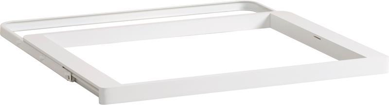 Elfa Decor 60/40 kurvramme hvit 600 x 437 x 32 mm ELFA