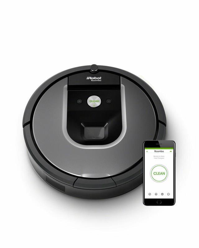 iRobot Roomba 960 robotstøvsuger Støvsuger og rengjøring