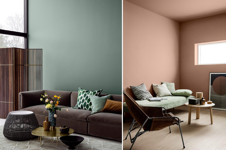 maling farger innendørs